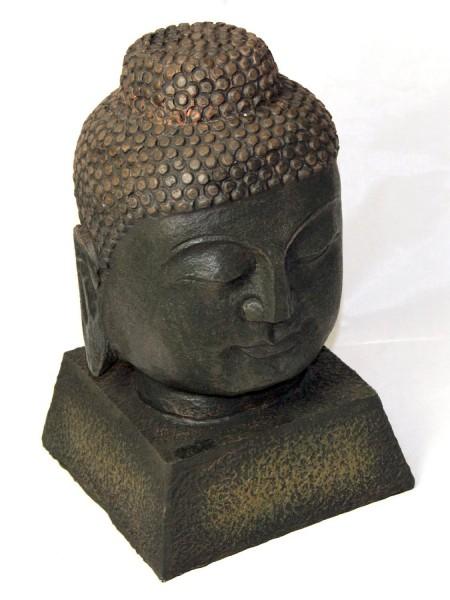 Deko Buddha-Kopf Buddhakopf
